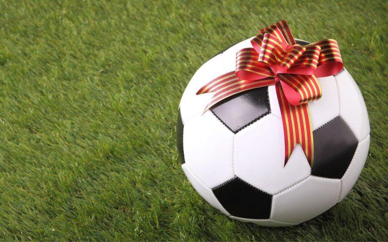 gave til fotballinteressert