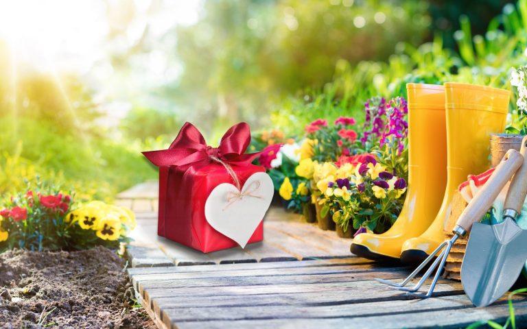 gave til hageinteressert